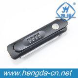 Serrure de porte électrique de mot de passe de panneau de Cabinet de vente directe d'usine (YH9001)