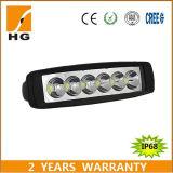 Indicatore luminoso del lavoro della lampada LED del motociclo degli accessori 6 dell'automobile ''