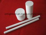 Macor que trabaja a máquina fácil Rod de cerámica de cristal