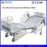 ISO/Ce het Goedgekeurde Bed van het Ziekenhuis van het Ziekenhuis ICU van de Luxe Elektrische Multifunctionele