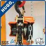 Het essentiële HandBlok van de Katrol van de Ketting met G80 Ketting
