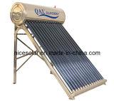 Sin presión calentador de agua solar Bg 180L11