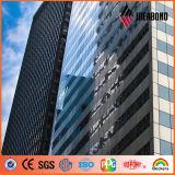 Comitato di alluminio della decorazione del PE di prezzi competitivi 2-4mm di Ideabond (AE-38A, AE-36A)