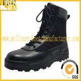 Rubber Soleの2016高品質Black Leather Military Combat Boot
