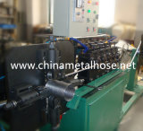 스테인리스 Steel Interlock 또는 Doublelock Conduit Making/Forming Machine
