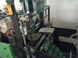 Saco de plástico lateral laminado usado da selagem da película três que faz a maquinaria