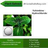 Ácido clorhídrico Yohimbine de /Yohimbe del clorhidrato de Yohimbine/de Yohimbine de la fuente de China