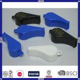 Kundenspezifische Logo&Shape bunte Plastikpfeife
