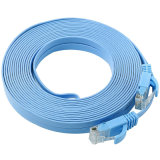 Cavo del cavo di zona di Ethernet CAT6 con i connettori di RJ45 Snagless 25FT