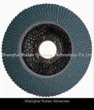 Диск щитка Zirconia цены по прейскуранту завода-изготовителя Китая импортированным материалом (VSM & 3M)