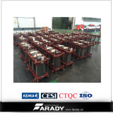 Gegoten Hars 1500 Transformator van de Distributie van het Type van kVA de Droge