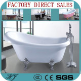 Hot Selling Sanitary Ware Modern Soaking Bathtub (604D)