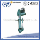 縦のMiningおよびSand Solid Liquid Sump Pump