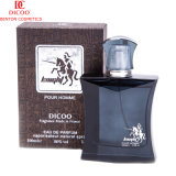 Le parfum du chevalier B428 à vendre et le parfum de Pricemale d'usine contiennent la couleur deux pour les parfums durables d'hommes de parfum de conception noble fraîche normale d'odeur d'OEM