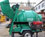 Mobiler Betonmischer-Förderwagen des Diesel-Jzc350