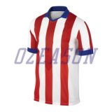 Ozeason haltbares Färben-Sublimation Drucken-Großverkauf-Fußball-Hemd (092)