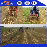 작은 트랙터를 위한 감자 수확기