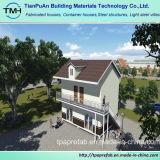 El edificio prefabricado de dos pisos/prefabricó a casa en Foshan