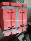 Barre élevée de coup de pièces de rechange de broyeur d'OEM de chrome