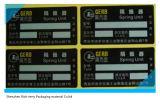 高温抵抗力がある付着力のLabel&Sticker