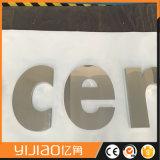 Выполненный на заказ металл декоративные письма f
