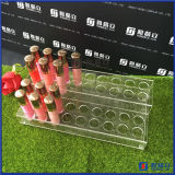 Acryllippenglanz-Lippenstift-Halter-Organisator-Schönheits-Sorgfalt-Halter