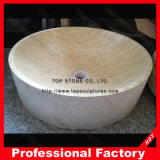 自然なMarbleかOnyx/Granite/Travertine/Limestone/Basalt Stone Bowls/Sink/Wash Basin