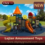 Cer-im Freien Plastikspielplatz für Schule (X1506-2)