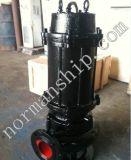 Pompa per acque luride di Wq Submersiblr