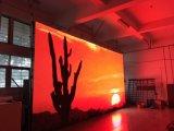 Afficheur LED d'intérieur polychrome d'exposition de P4 HD pour l'installation fixe