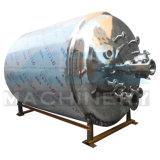 Tanque de mistura Jacketed da ondulação sanitária (ACE-JBG-L9)