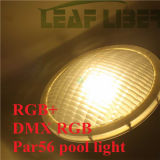 18W RGB Edelstahl LED Swimming Pool Pond PAR56 Lights AC12-24V IP68 mit Cer FCC&RoHS