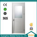 100%のある家(WDHO33)のための固体木のカシのドア