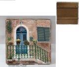 Знаки опционного корабля типов деревянного деревянные для домашнего украшения