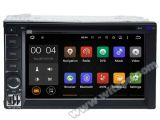 Carro DVD GPS do Android 5.1 de Witson para o RUÍDO dobro universal com sustentação do Internet DVR da ROM WiFi 3G do chipset 1080P 16g (A5722)