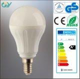 ampoule de 3000k 7W A55 SMD2835 DEL avec du CE RoHS
