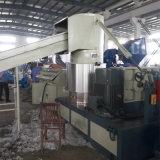 プラスチックペレタイジングを施す機械をリサイクルするPPのPE