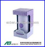 Caisse d'emballage rotatoire de couleur de papier de rasoir