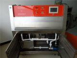 Câmara UV do teste do envelhecimento da resistência do ambiente de borracha automático