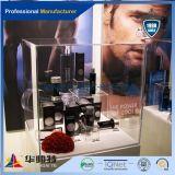 Étalage acrylique de produits