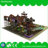 Equipamento macio interno do campo de jogos do navio de pirata da zona do miúdo para a venda