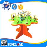 The Ball Roller Coaster à grande échelle Rosary Table Wood Table Remope Toys