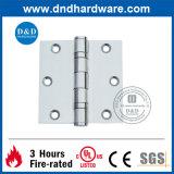 Charnière d'acier inoxydable de matériel pour la porte en bois