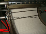 Máquina de tecido de rosto dobrável de preço baixo Máquina de fabricação de produtos de papel
