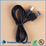 Высокоскоростной USB 2.0 Am к миниому кабелю Bm 5p