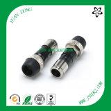 RG6 Tipo de compresión de cable F Conector hembra Conector RF