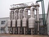 Multi Effekt-Rieselfilmvakuumverdampfer für abfliessendes Verdampfung-System