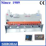 Máquina de corte mecânica, máquina de corte hidráulica (QC12Y 20 x 3200)