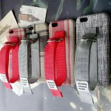 Горячее аргументы за iPhone6 ткани решетки планки руки