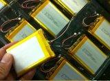 bloco 3.7V da bateria de 543442 750mAh Lipo para o perseguidor do GPS